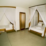 Gili Air Family Room Bedroom