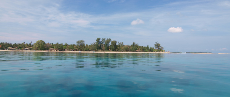 Gili Air Tropical Waters