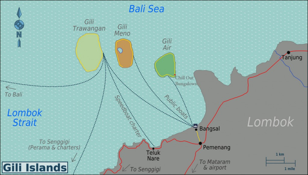 North West Lombok